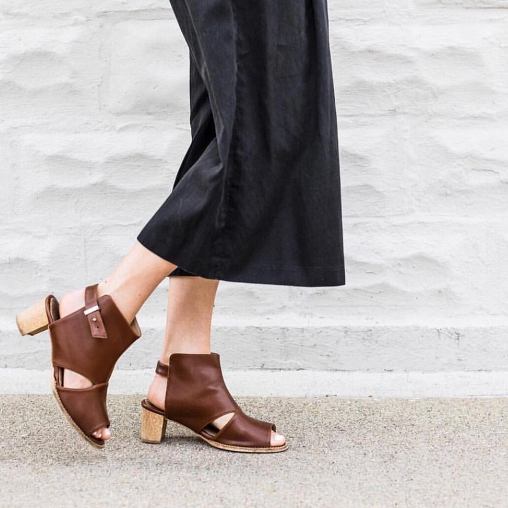 BHAVA - BHAVA is an innovative Vegan women's footwear brand which continues to set a new standard by sourcing the highest quality artisan, organic, recycled and cruelty free components.