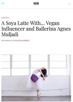 Vilda Magazine, December 2018