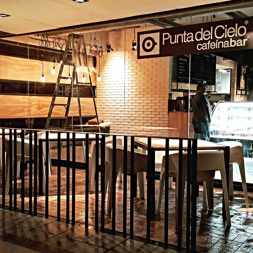CAFÉ PUNTA DEL CIELO | UNIVERSIDAD VALLE DE MEXICO, MONTERREY, N.L.