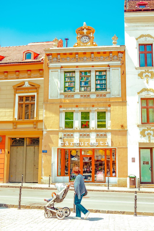 Book Store Brasov