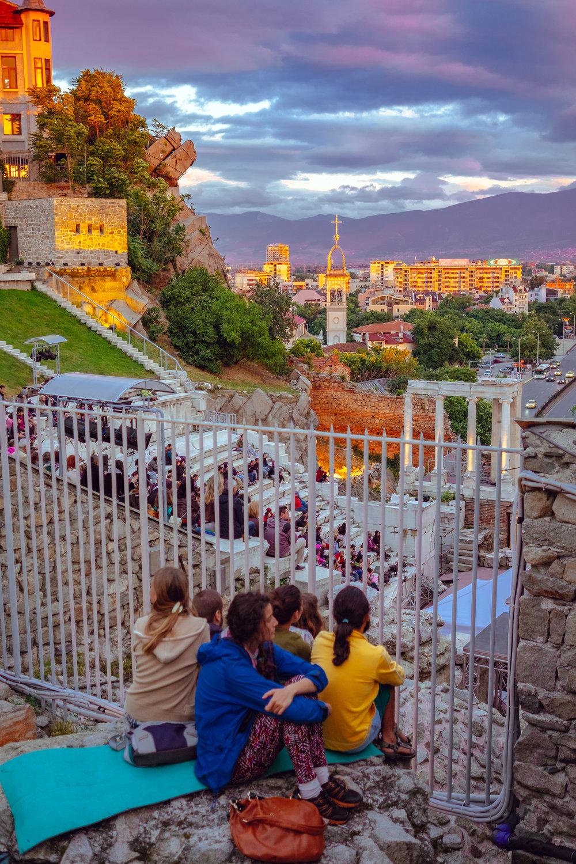 Plovdiv Roman Ampitheatre