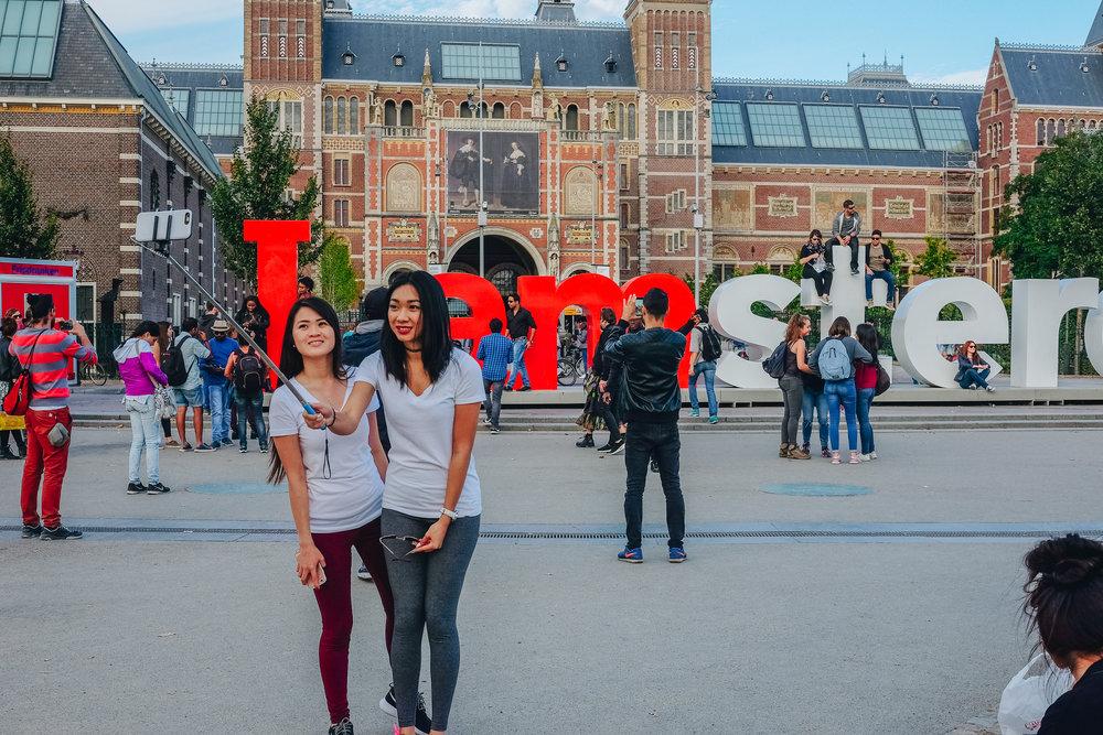 Amsterdam, The Netherlands : September 2016