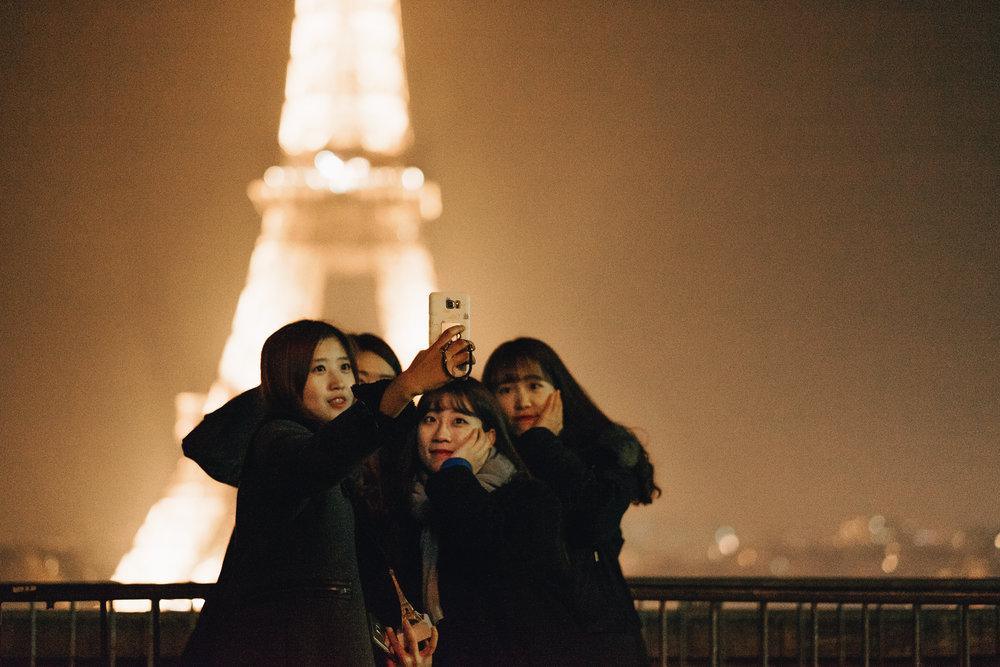 Paris, France : January 2017