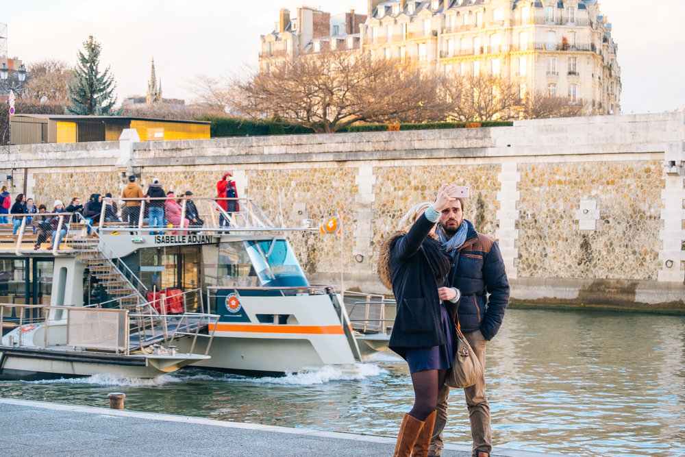 Paris, France : February 2017