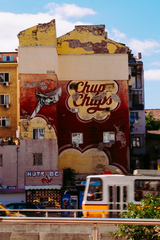 Chupa Chups - Sofia