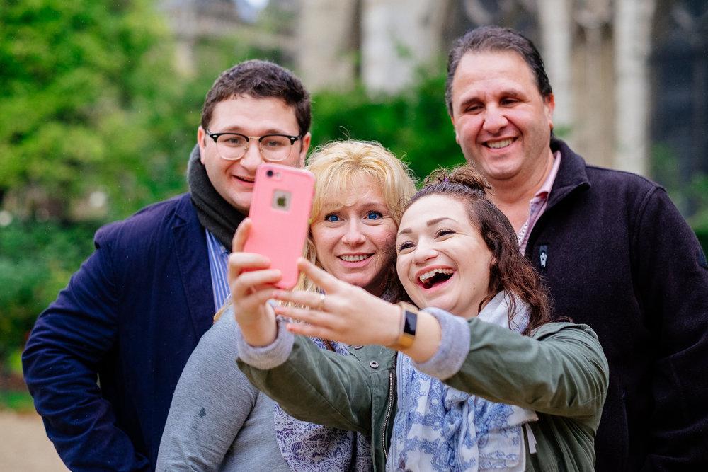Catanzariti Selfie