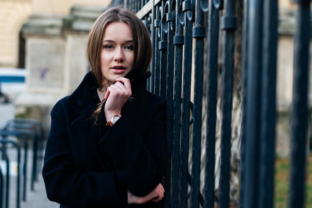 Lviv portrait