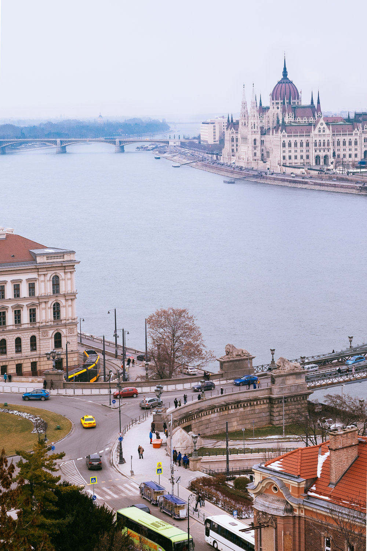 Pest from Buda Budapest