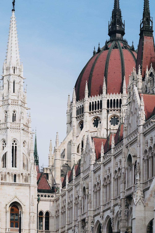 Budapest Parliament details