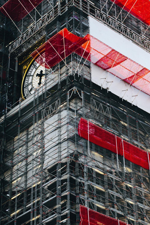 Big Ben renovation