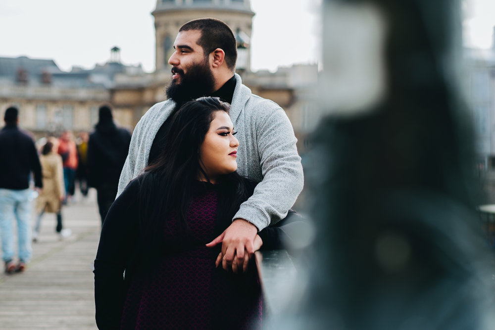 proposal - Paris, France | ashley & Kevin