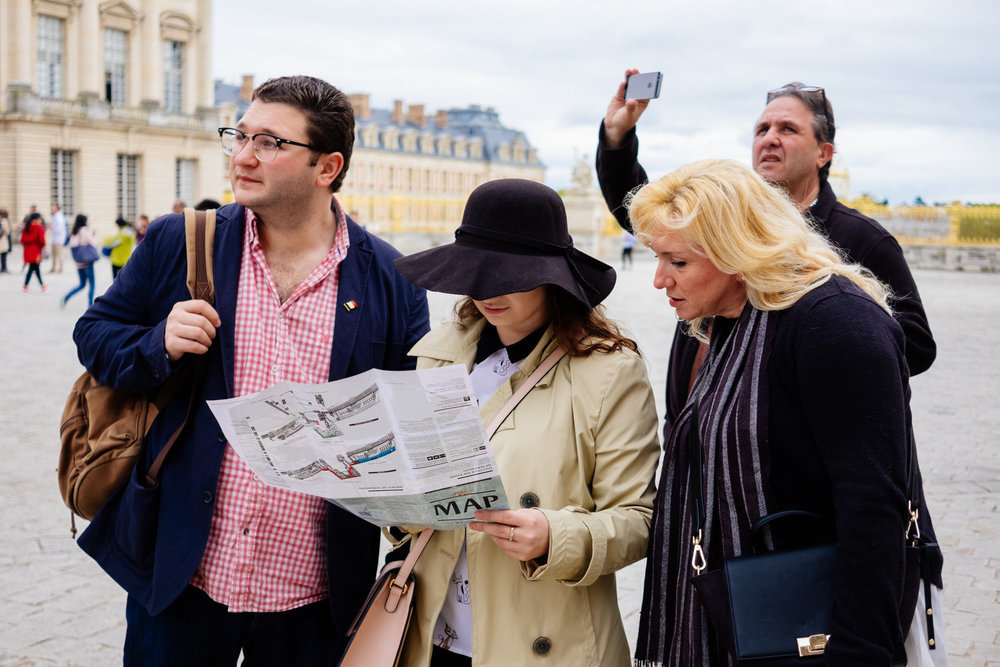family trip - Paris, France | the catanzariti family