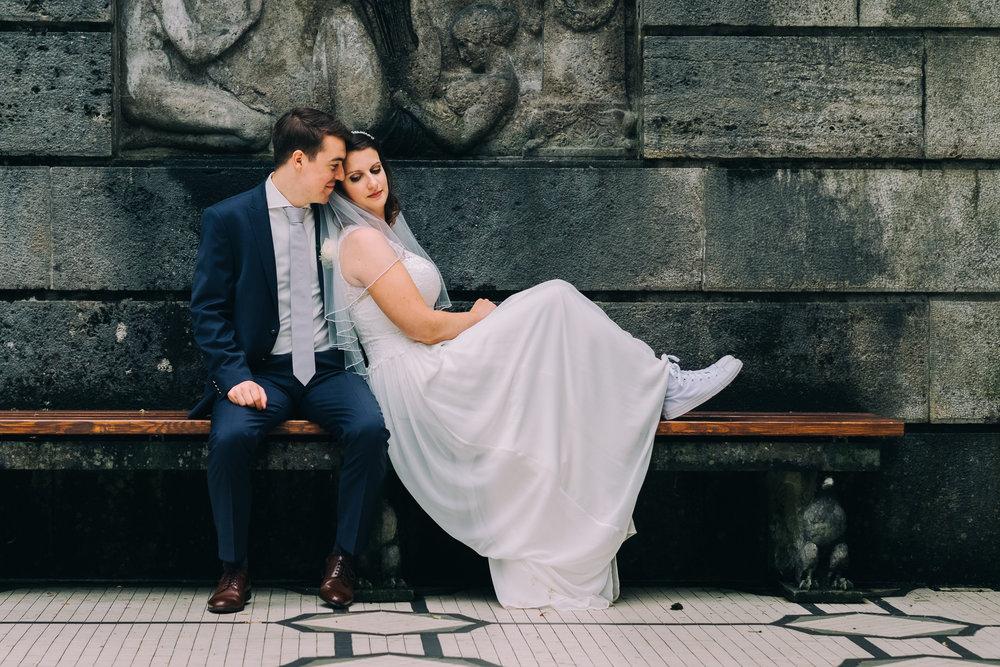 wedding | elopement - Stuttgart, Germany | judt & Philipp