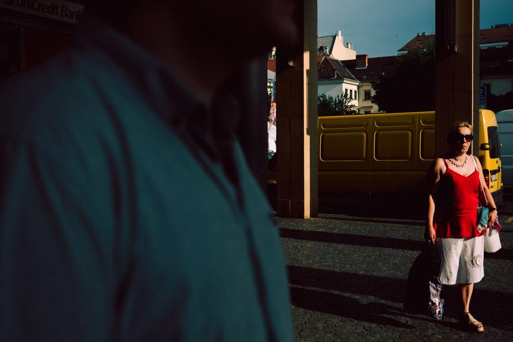 Primaries - Prague Street Photography