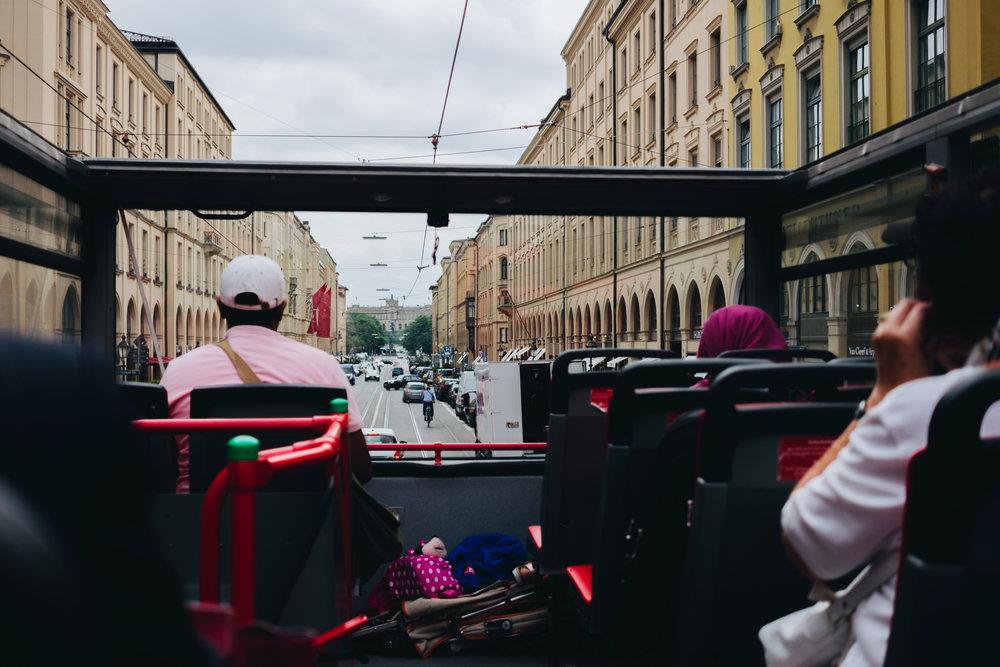tour bus münchen munich