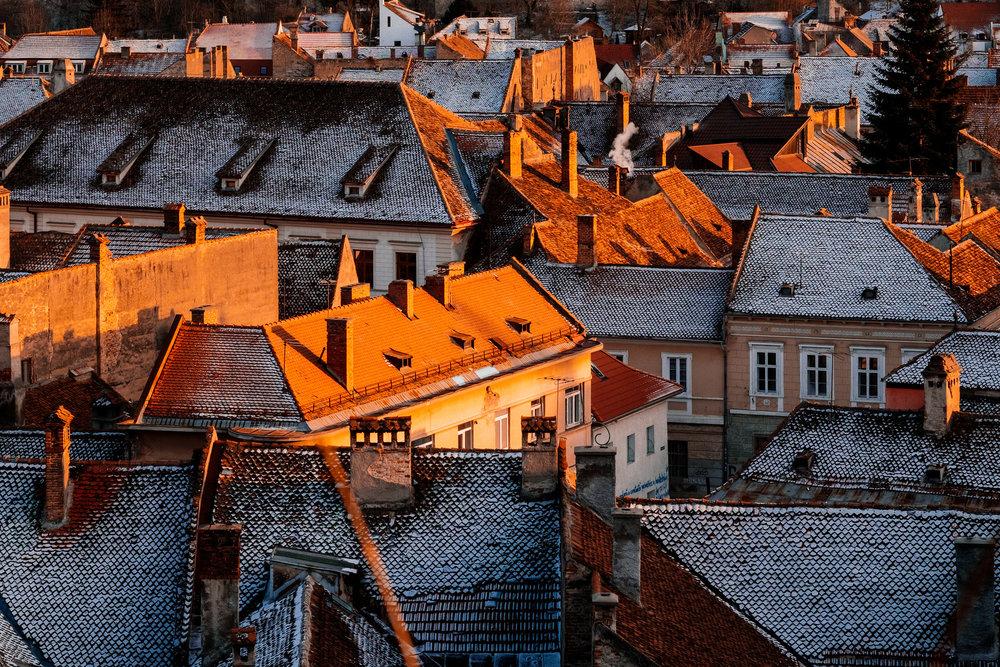 January : Brasov, Romania