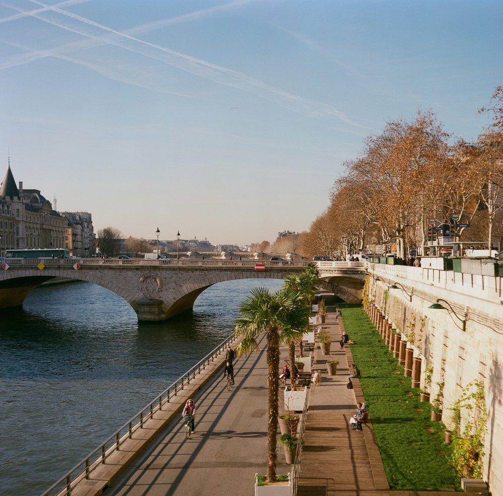 December : Paris, France