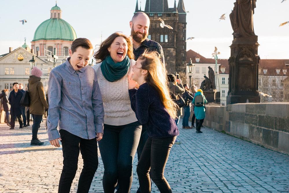 December : Prague, Czech Republic