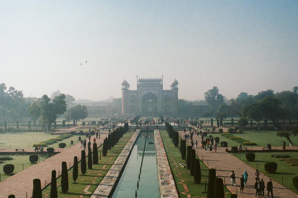 Agra Taj Mahal India Portra 400 Minolta X-700 (53 of 65).jpg