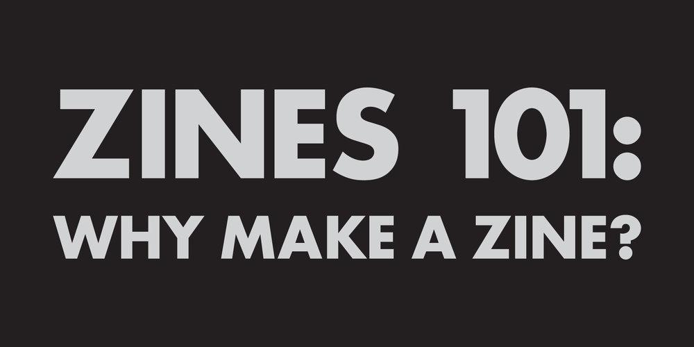 Why Make a Zine? Caleb Jenkins Studio Guide To Zines