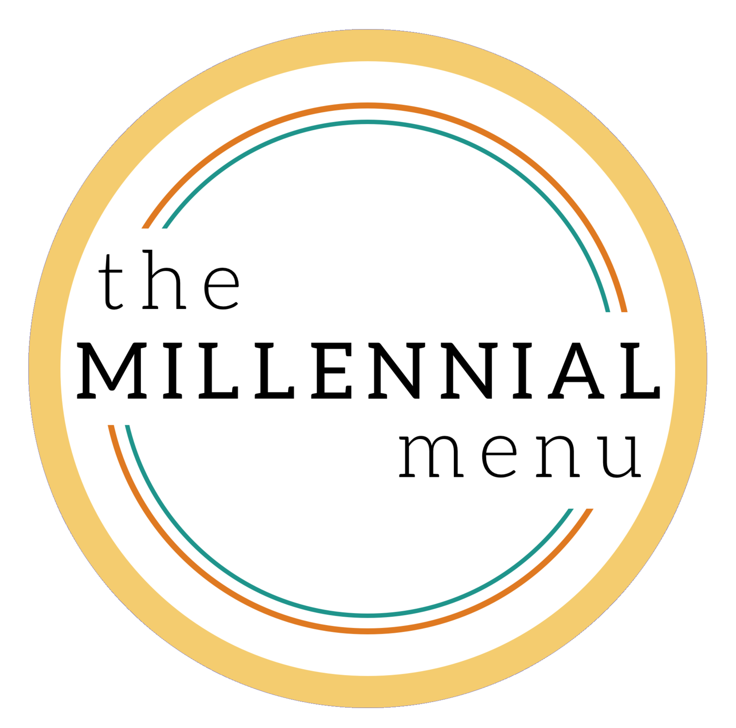 The Millennial Menu