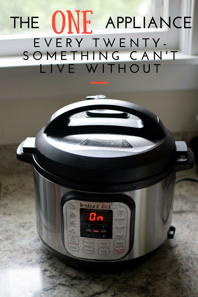 The Instant Pot is your one-stop shop for quick, no-mess, homemade meals. | themillennialmenu.com