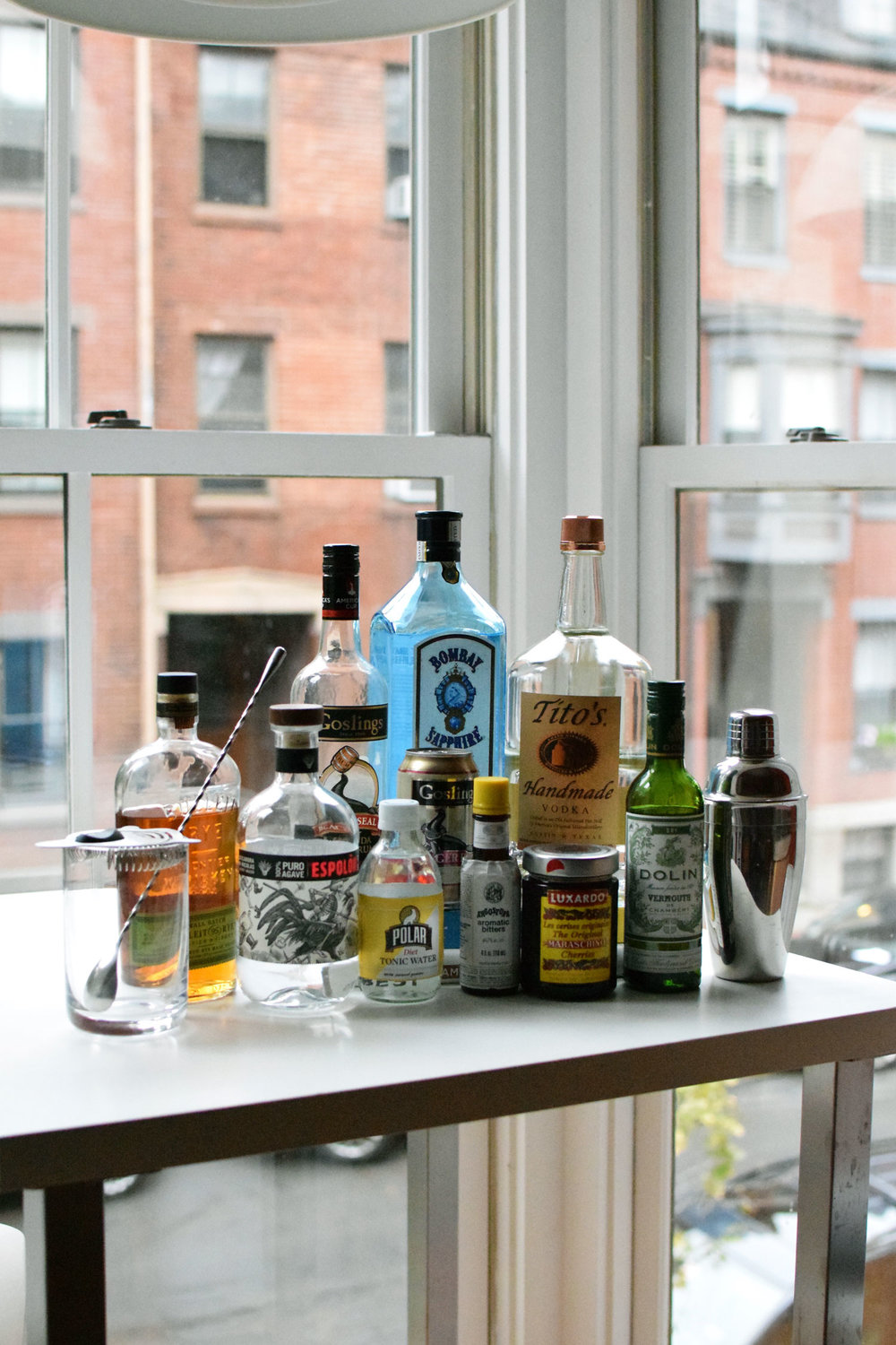Knowing how to stock a basic bar will be good for your wallet AND impress your & Bar Basics: Stocking Your Liquor Cabinet u2014 The Millennial Menu