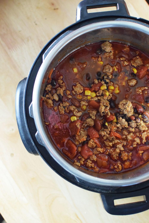 instant-pot chili