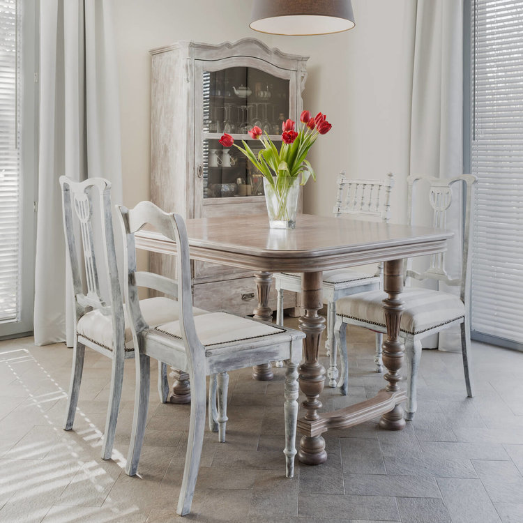 Chairs Do Not Have To Match The Table Matter Of Fact They Are Quite Boring When Most Tables Sold Separately So Try Mixing Up Your