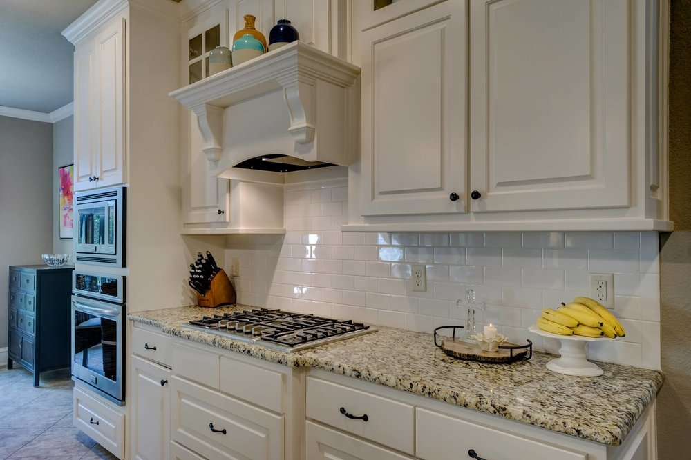 Light Color kitchen cabinets