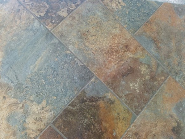 Groutable Luxury Vinyl Tile