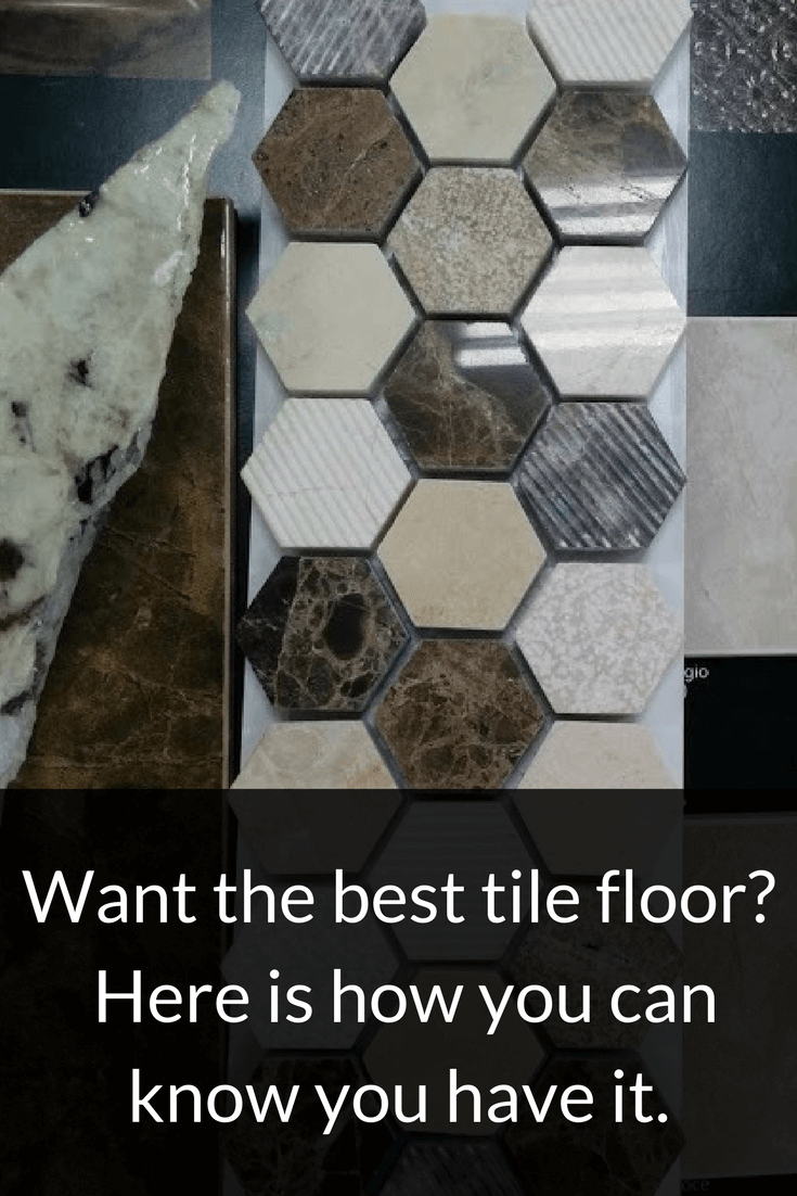 Best tile selections for your home