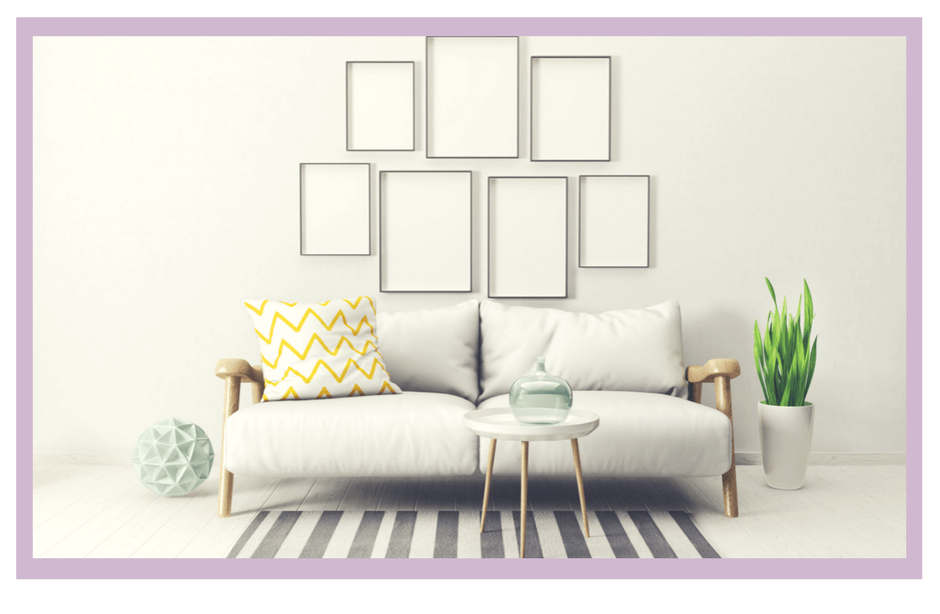 Lets refresh you old dated look with a room refresh plan