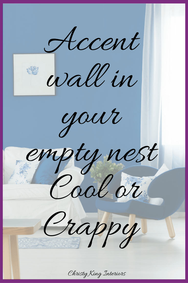 Accent your wall with paint