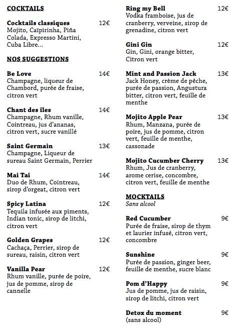 Cocktails, Mocktails, Detox