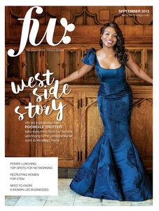 FW Chicago Magazine Jeannine Adams Ready Pretty