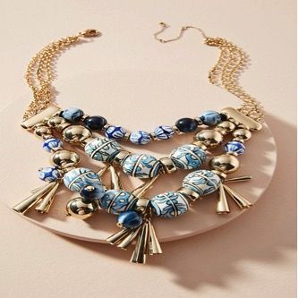 Source:  Alice Springs Bib Necklace