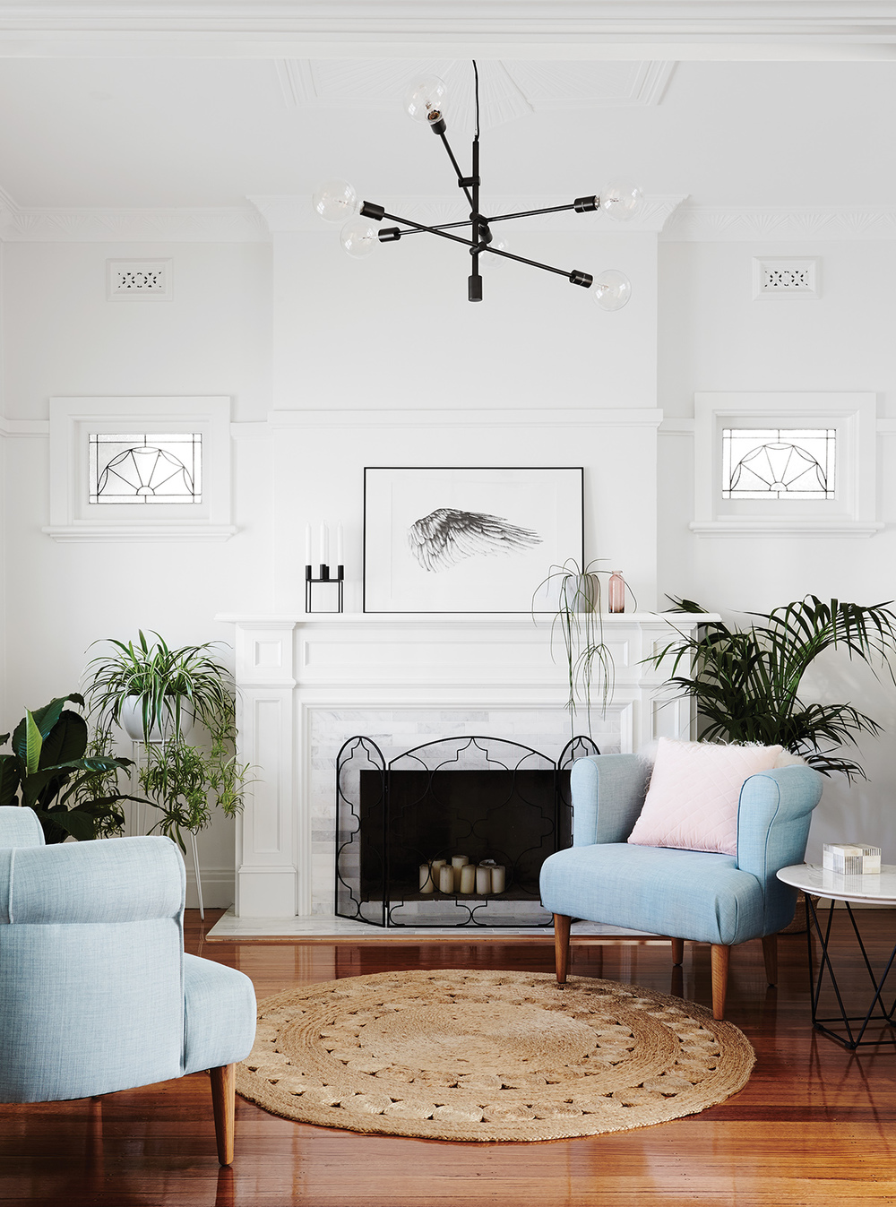 Photography: Annette O'Brien / Styling: Alana Langan / Interior design: Bask Interiors