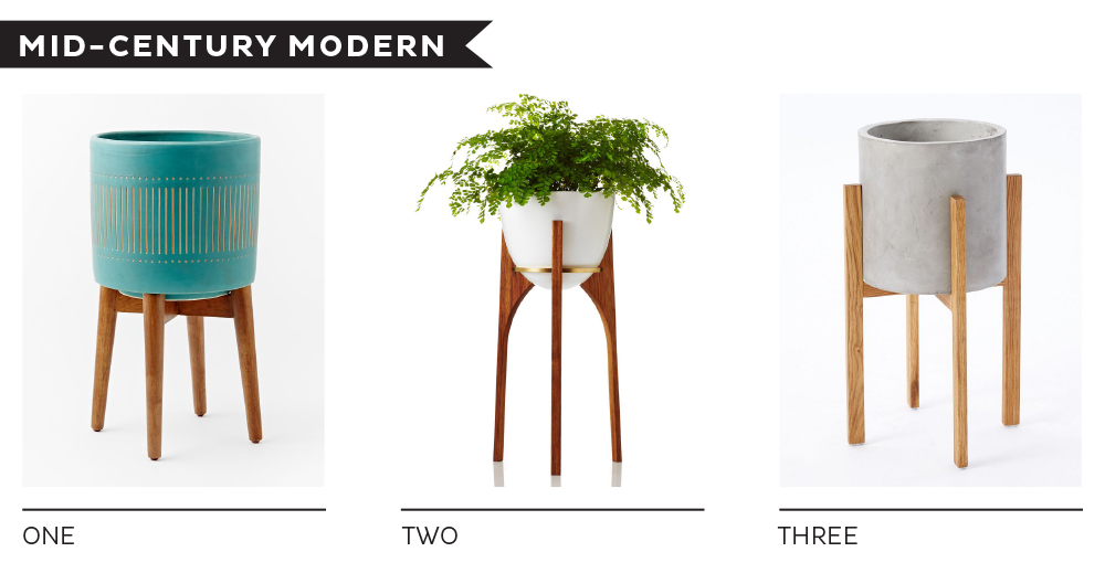plant stand obsession adore home magazine. Black Bedroom Furniture Sets. Home Design Ideas
