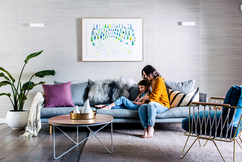 This image and image below:Photography: Hannah Blackmore / Styling: Claudia Stephenson / Interior: The Designory