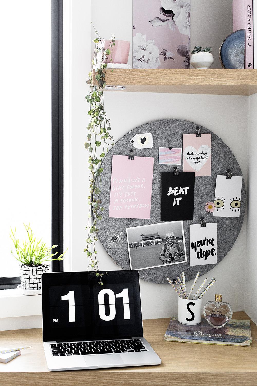 Serena 39 s pastel bedroom adore home magazine for Bedroom inspiration pastel