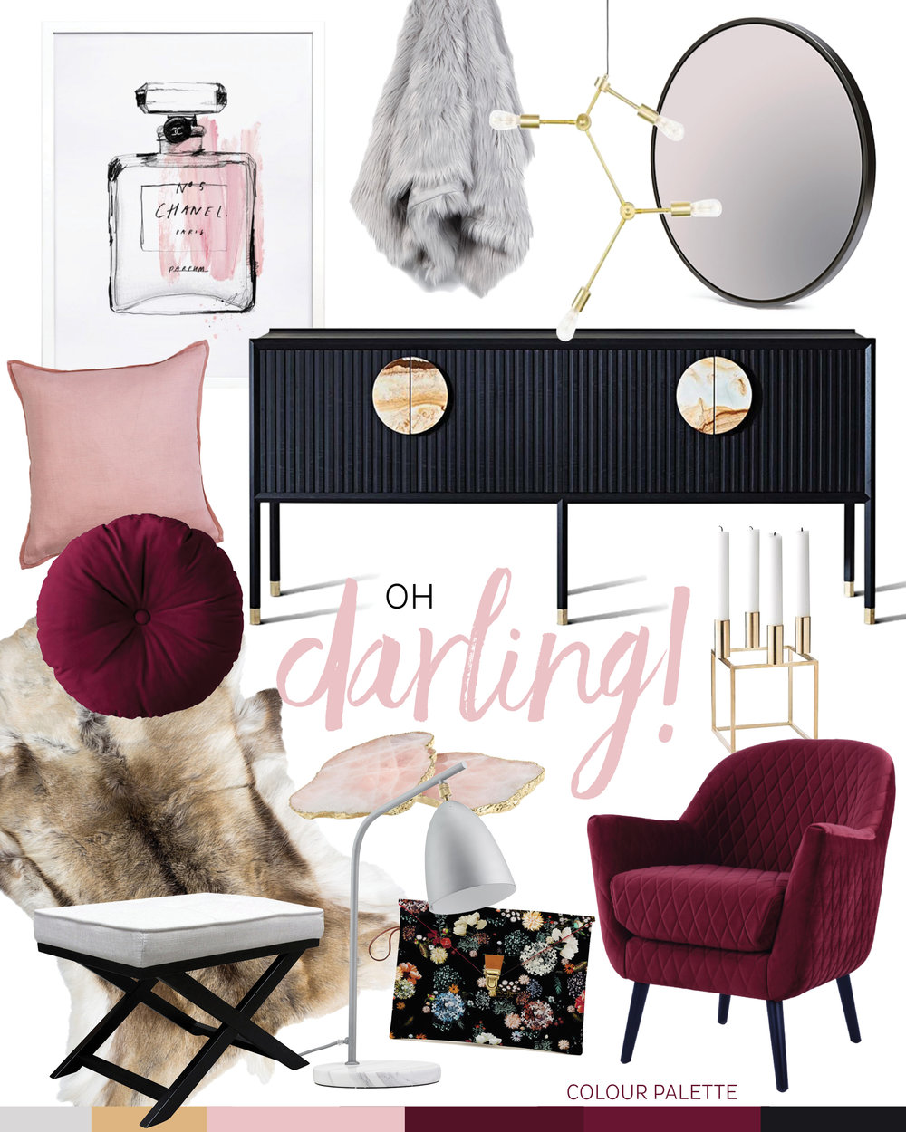 TREND: OH DARLING!