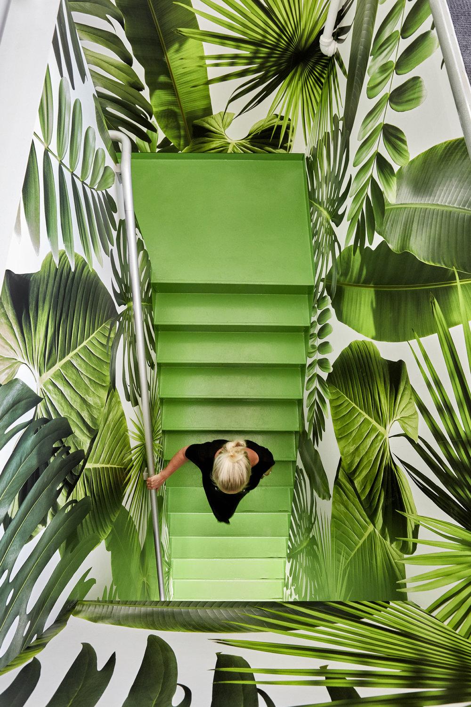 Barrows Advertising designed by Ghislaine Viñas Interior Design / Photography Garrett Rowland