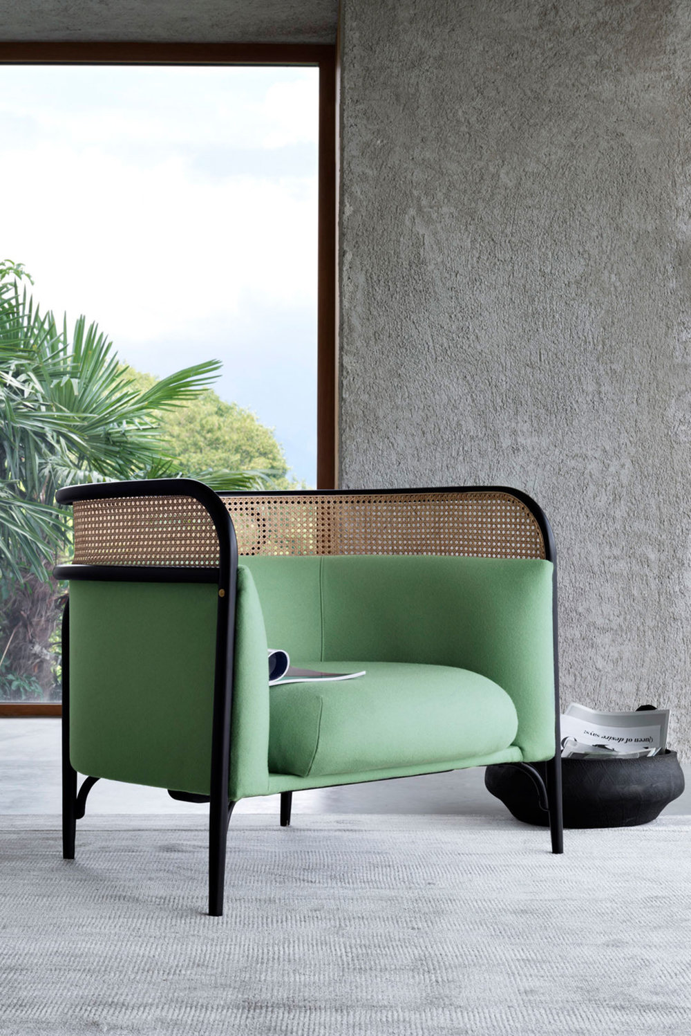 Targa Lounge by GamFratesi for Gebrüder Thonet, from Space