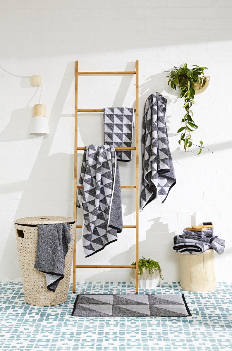 Kmart's bamboo ladder