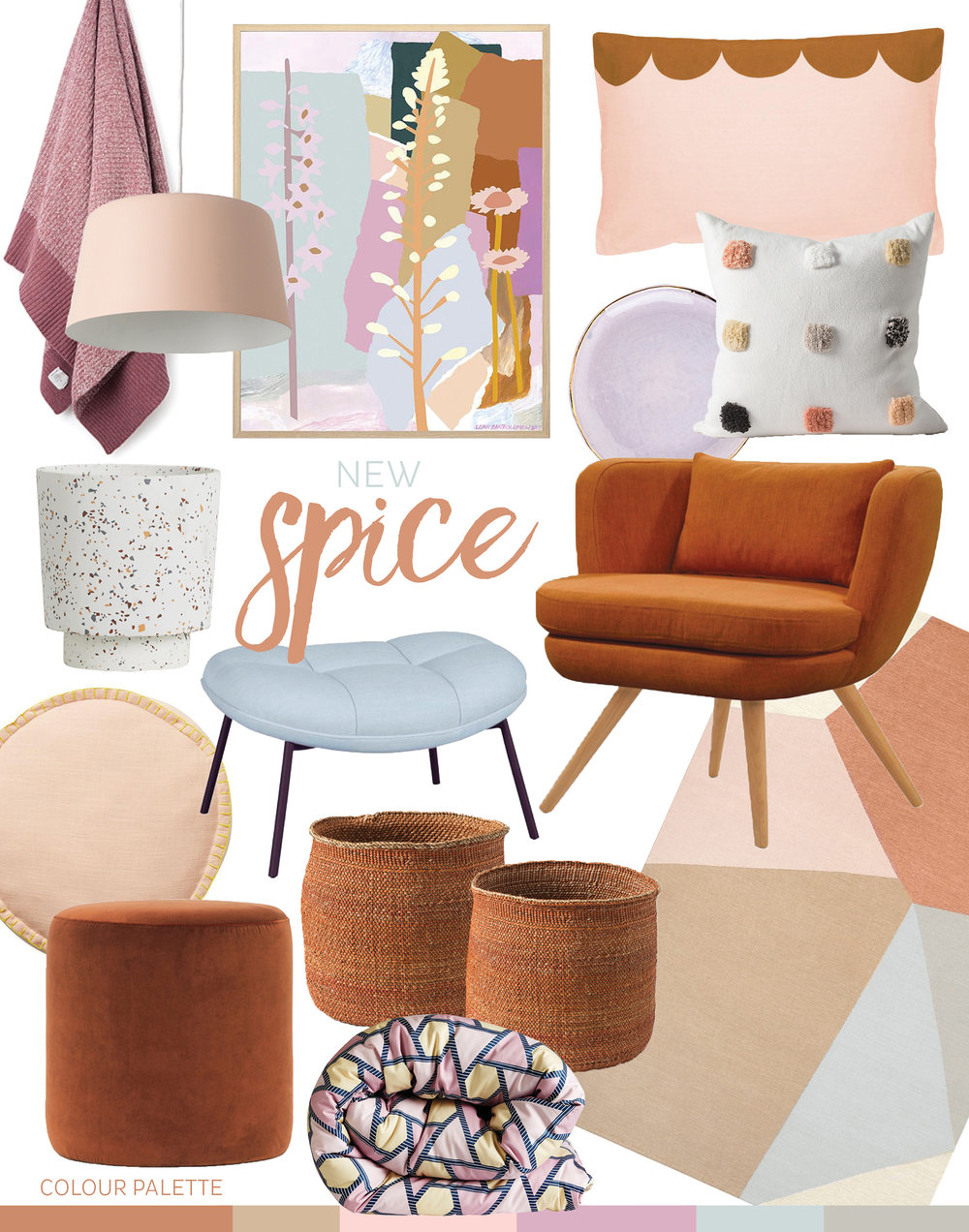 Trend: New Spice