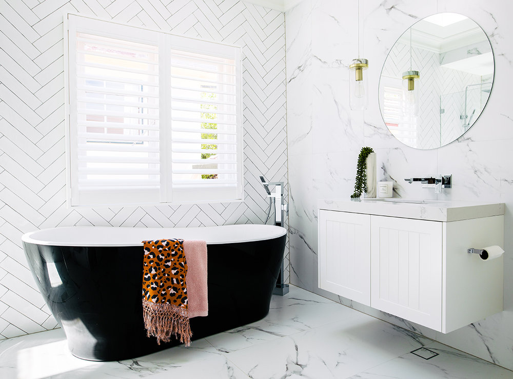Photography Hannah Blackmore / Styling Claudia Stephenson / Interior design Three Birds Renovations
