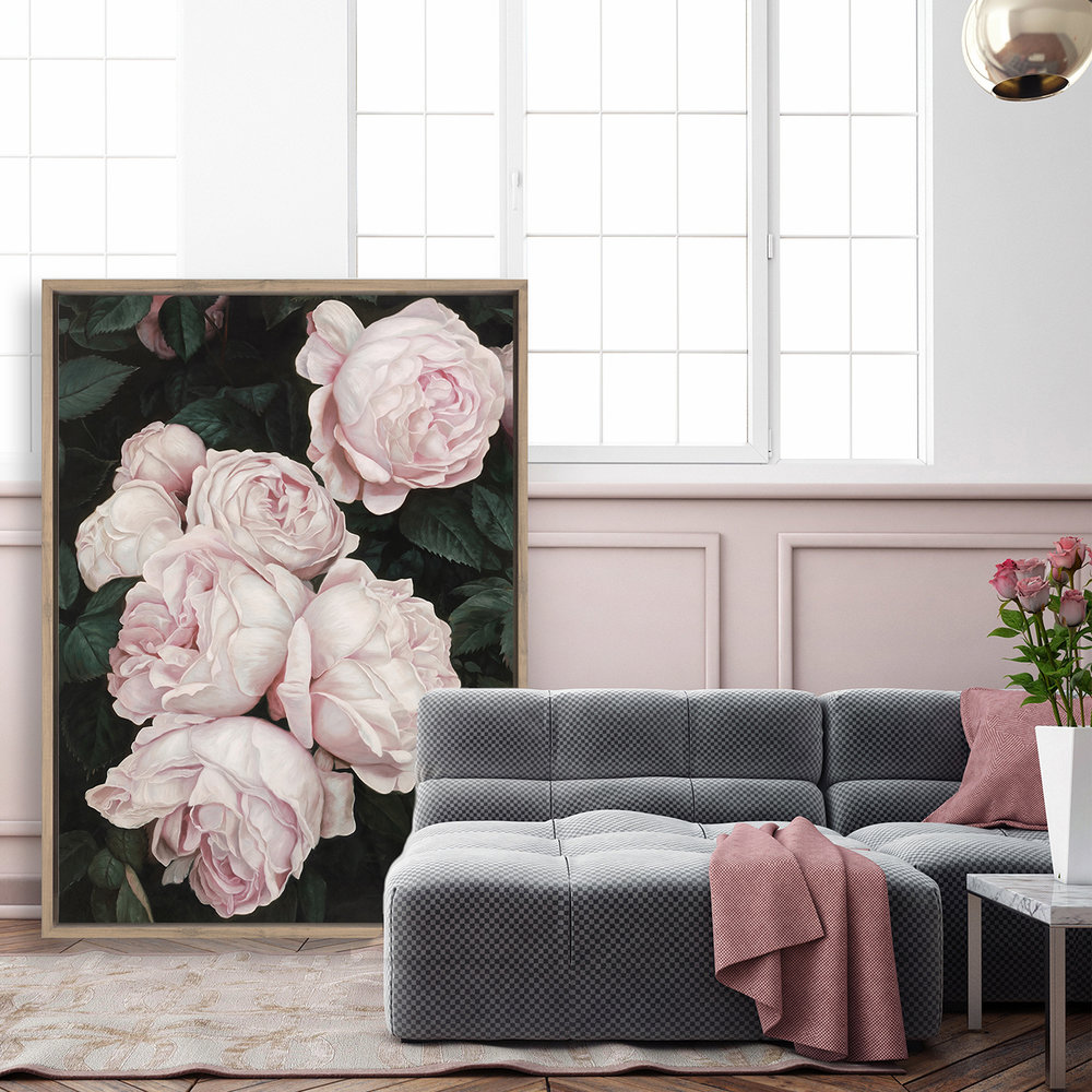 the_print_emporium_Pink Roses Canvas_.jpg