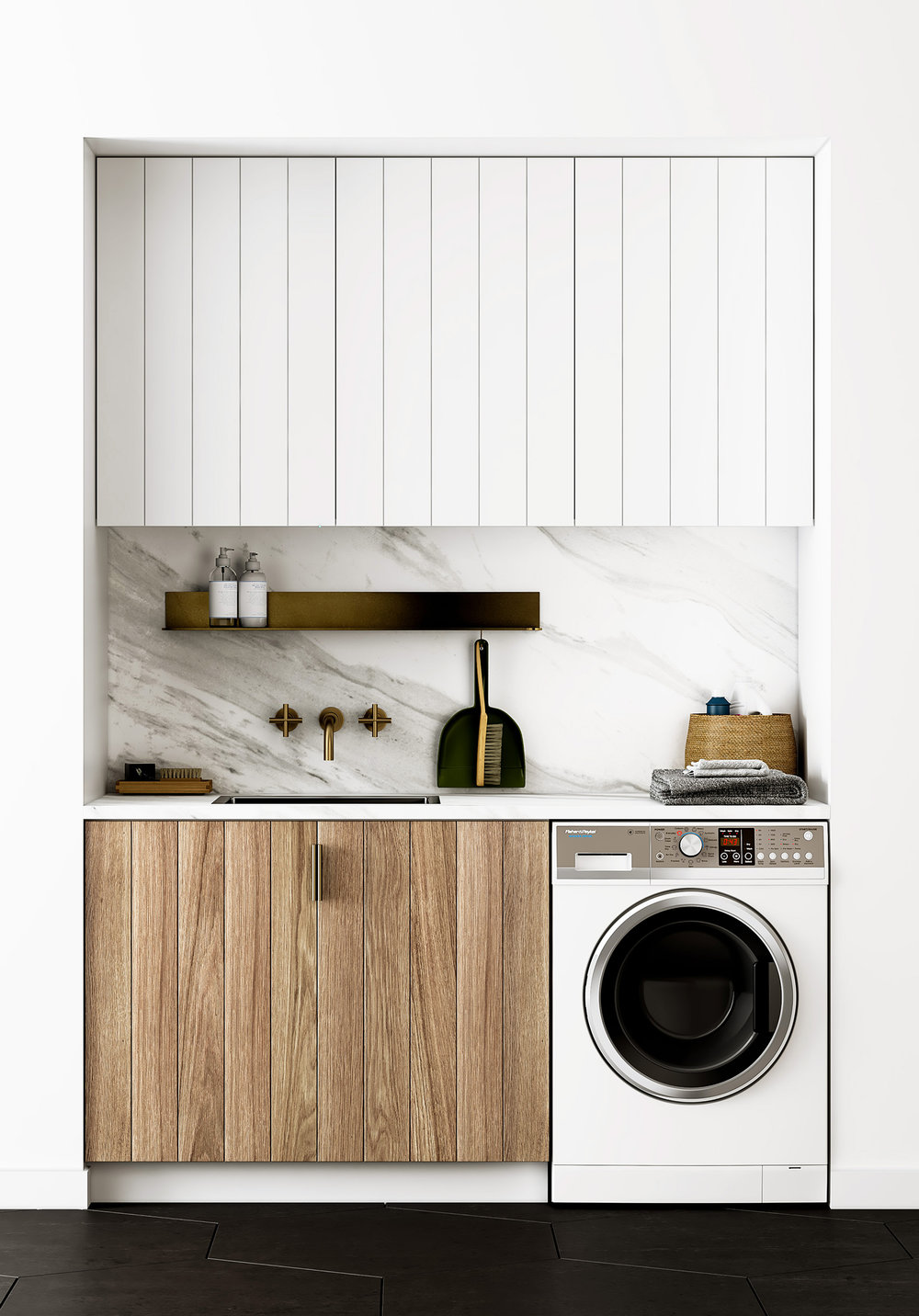 Laundry by Fisher & Paykel