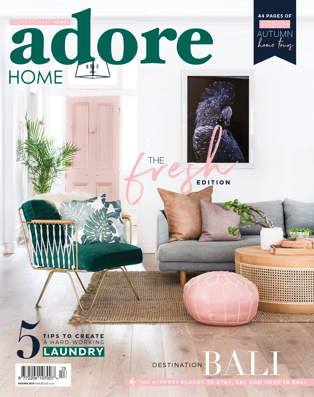The Fresh Edition Out Now! — Adore Home Magazine